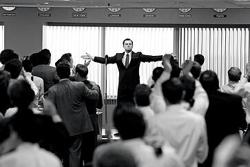 3 Lessons for innovation managers from the Real Wolf of Wall Street