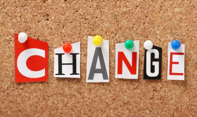 change-message