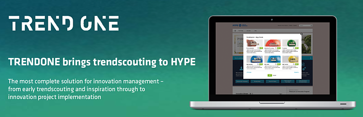 HYPE announces partnership and integration with TRENDONE