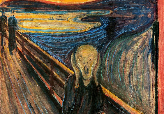 The Scream, E. Munch