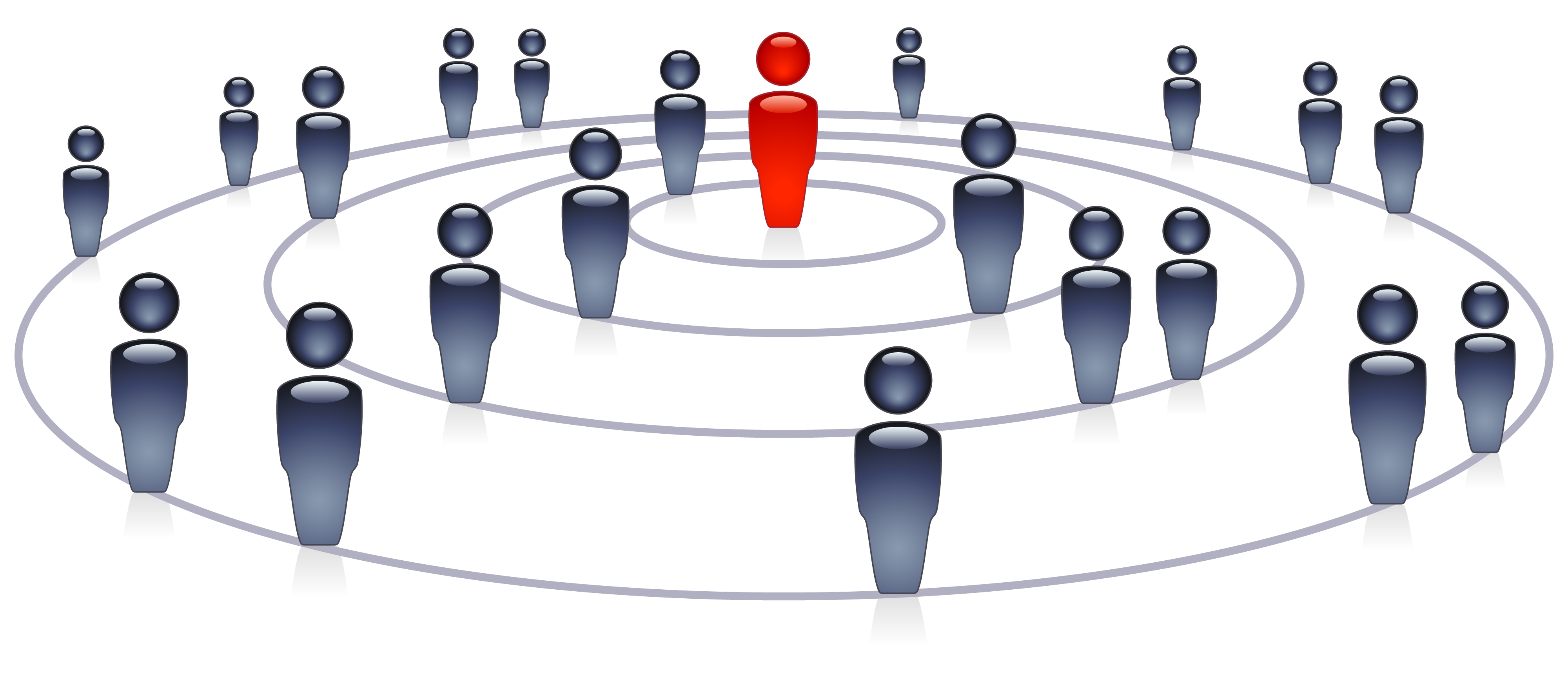 Increase serendipitous connections with crowdsourcing