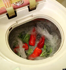 vegetables-in-washing-machine