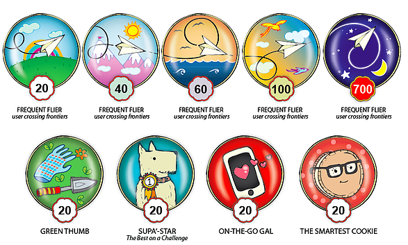 new-badges-for-gamification