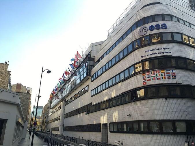 ESA-Headquarters-Paris-France