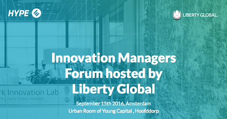 Join Airbus, RWE, and Liberty Global at HYPE Forum in Amsterdam