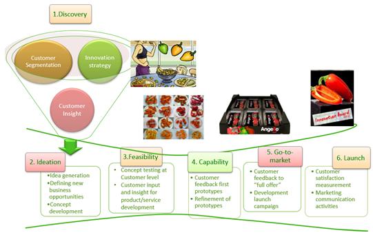 processus d'utilisation d'un insight consommateur