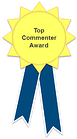 top-commentator-award
