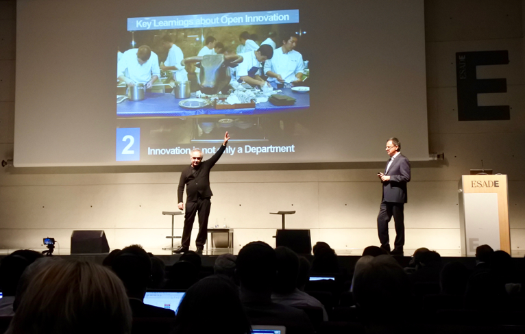 10 Lessons on Innovation from the Research Kitchen of the Famous elBulli Restaurant