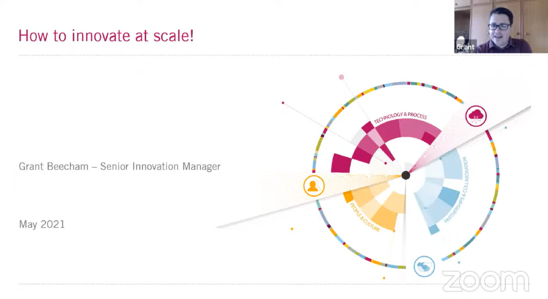 Linklaters | How to Innovate at Scale
