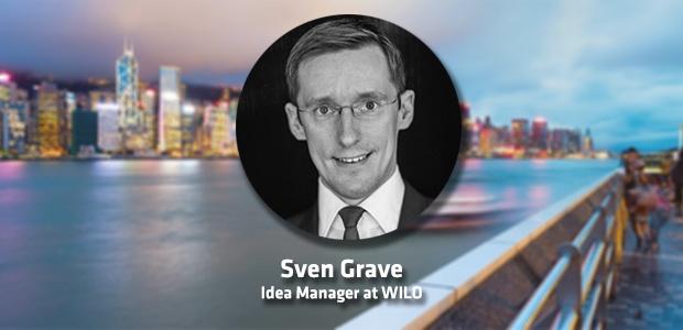 Portrait of Sven Grave, Idea Manager at WILO