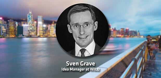 Portrait of Sven Grave, Idea Manager at WILO