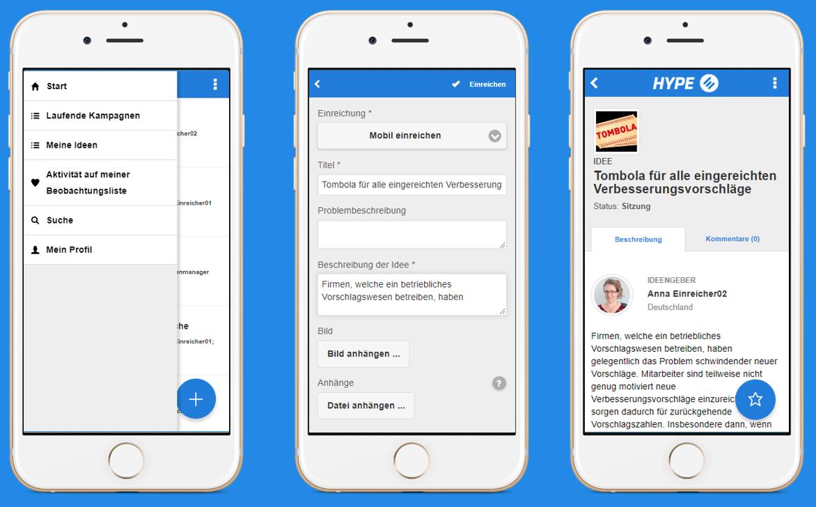 Improve Mobile App