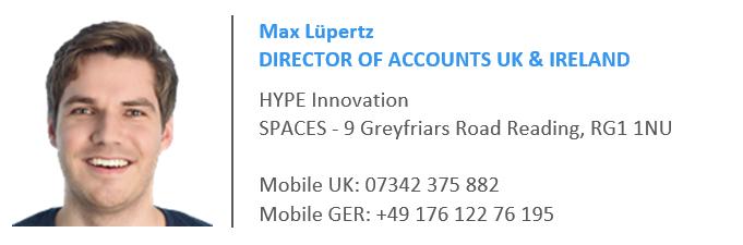 Max, contact details
