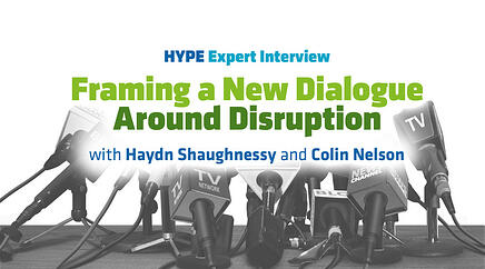 HYPE Webinar: How Companies are Responding to Disruption