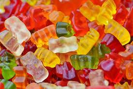 Haribo gummy bears - Haribo in Bonn Germany