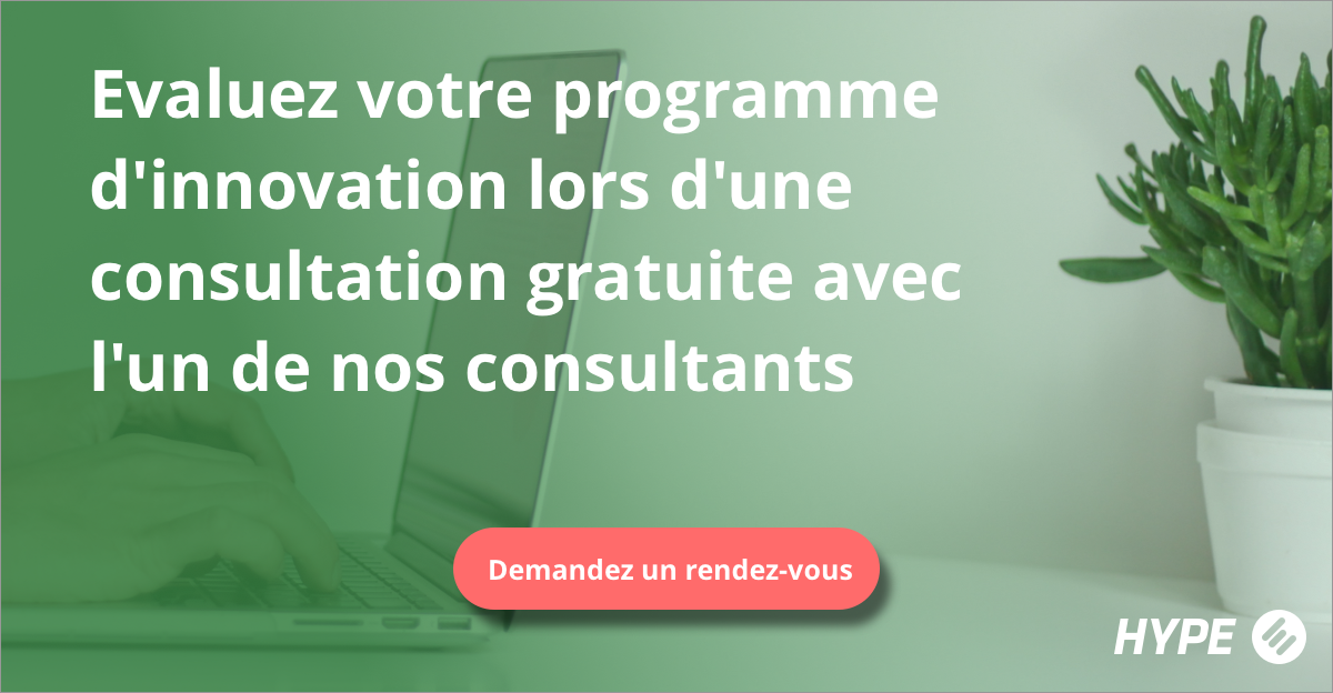 consultation gratuite pour evaluez son programme d'innovation