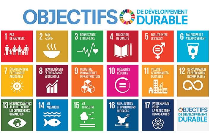 Les objectifs de développement durable des Nations Unies