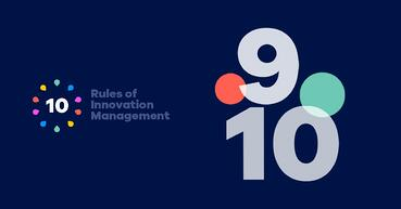 10 Rules of Innovation Management - Part 5: Evaluation and Recognition