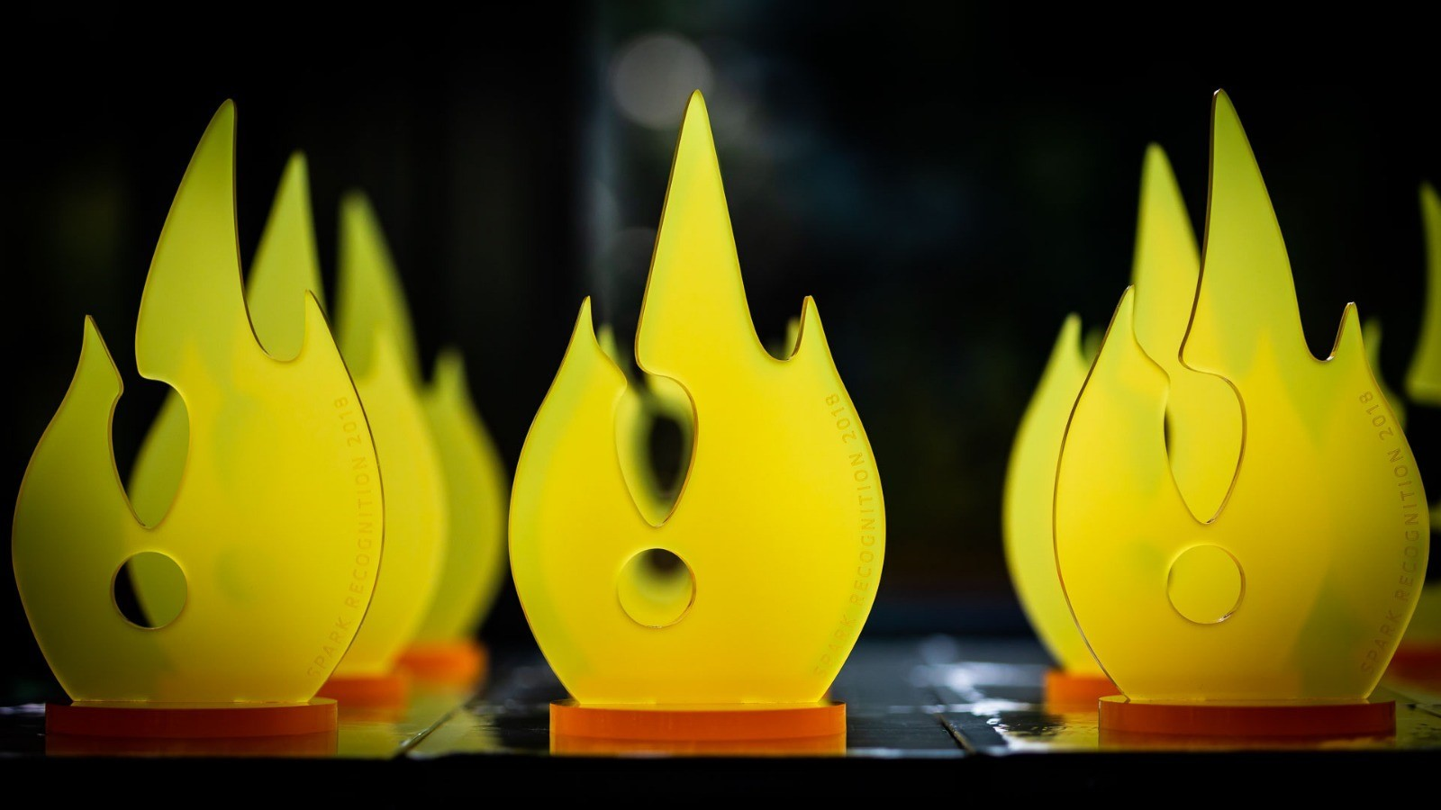 spark award from liberty global