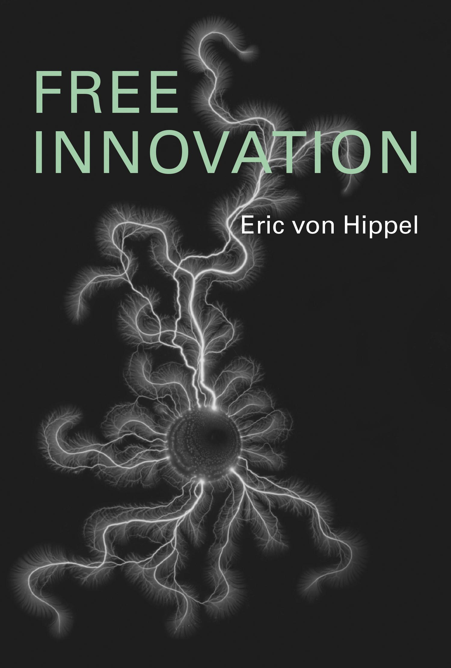 Cover of the book Free Innovation by Eric von Hippel