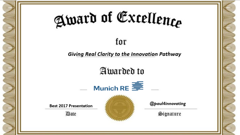 Offering a Real Clarity to Their Innovating Future: Munich RE