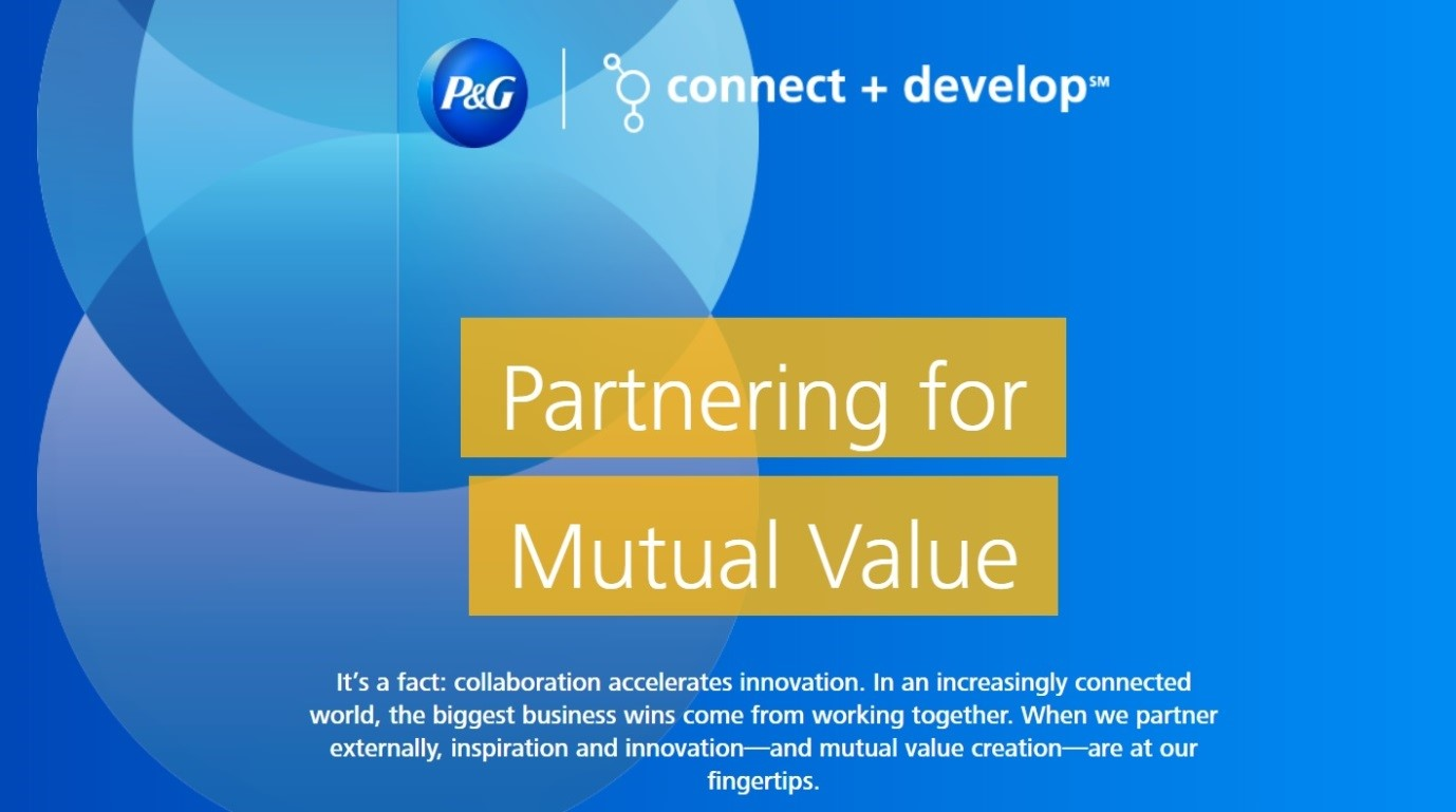 procter and gamble innovation