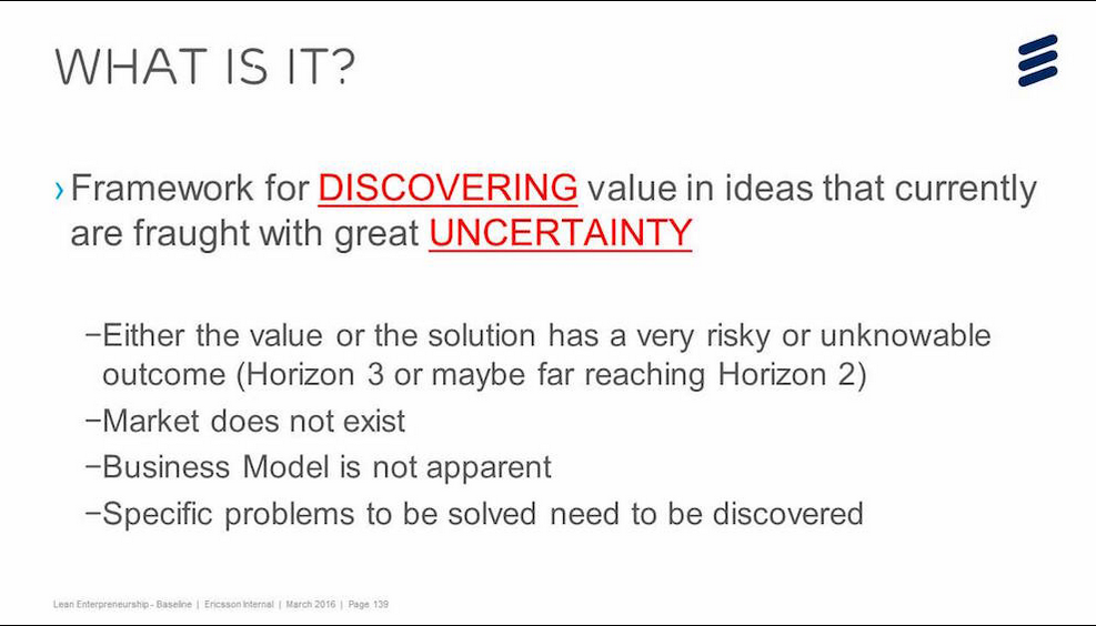 definition of the three-horizon-framework