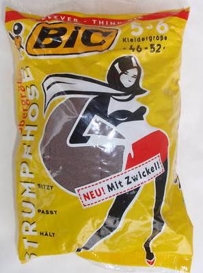 underwear from bic