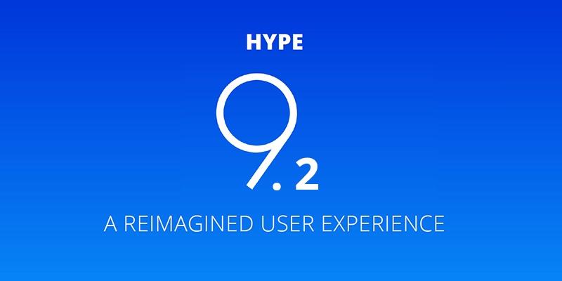 Release of HYPE Enterprise 9.2