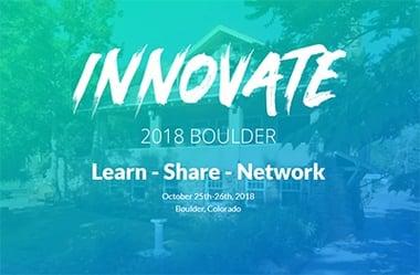 Innovate 2018 Boulder Forum thumbnail