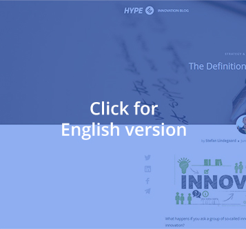 thumbnail of the article about the definition of innovation