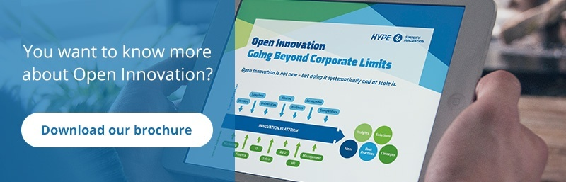 cta to download HYPE Open Innovation brochure
