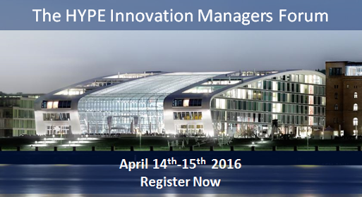 Register for the Innovation Managers Forum 2016